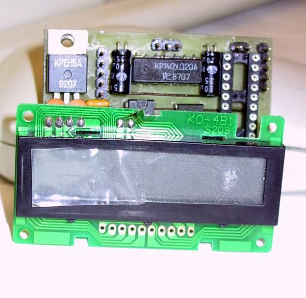 регулируемый блок питания на микроконтроллере - Лучшие примеры для дома.